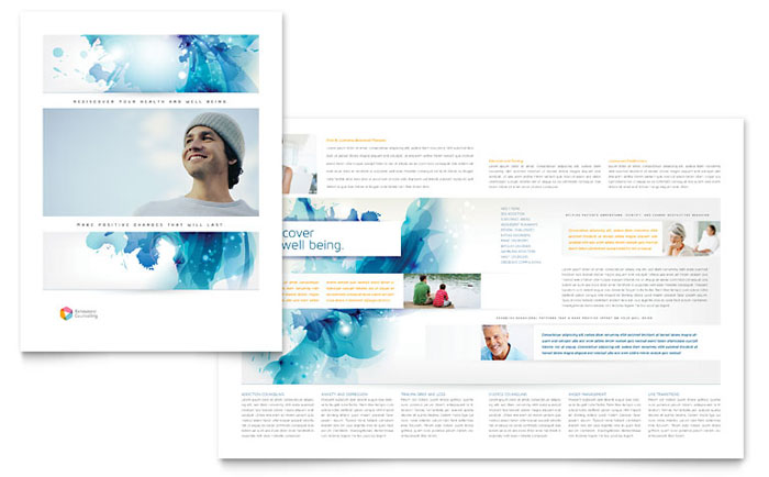 Brochure Sample - Behavioral Counseling