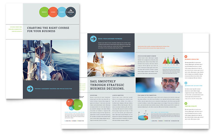 Brochure Sample - Business Analyst