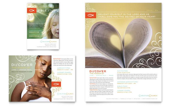 Flyer Example - Christian Church