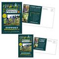 Farmers Market Postcard Designs