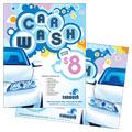 Car Wash Poster Design