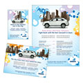 Car Wash Flyer & Ads Design