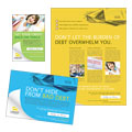 Credit Counselor Flyer & Ad Designs