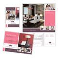 Interior Design Flyer & Ad Designs