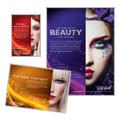 Makeup Artist Flyer & Ad Design