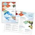 Window Cleaning & Pressure Washing Brochure Design