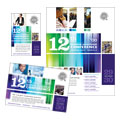 Business Leadership Conference Flyer & Ad Design
