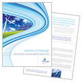 Renewable Energy Consulting Brochure Design