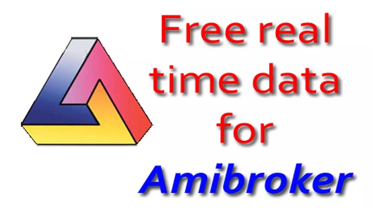 AmiBroker Data Feed Free Trial Sources (NSE, MCX)