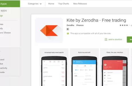 zerodha kite tutorial