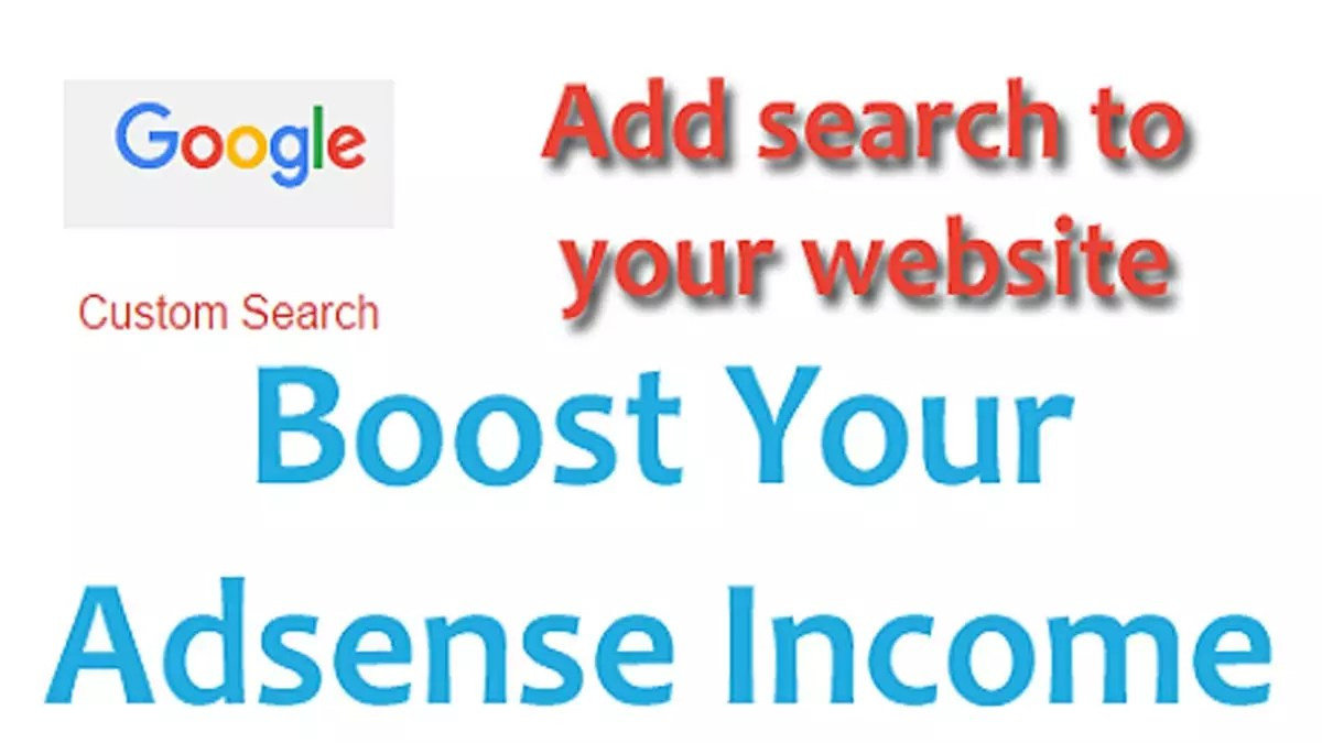 Add Extra Adsense Cash With Google Custom Search Engine