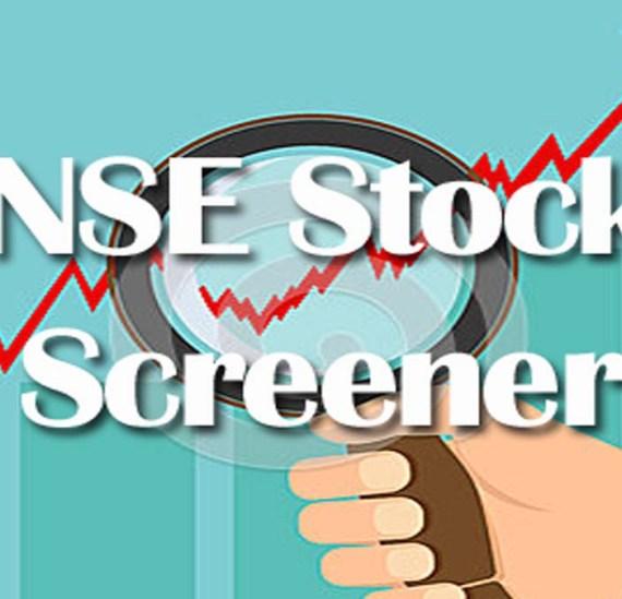 NSE Technical Stock Screener