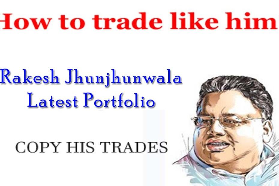Rakesh Jhunjhunwala Portfolio 2019