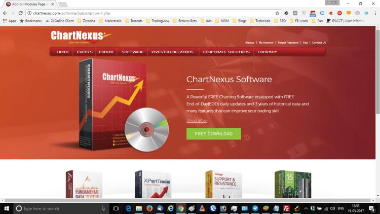 ChartNexus Download Page