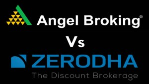 Angel Broking Vs Zerodha