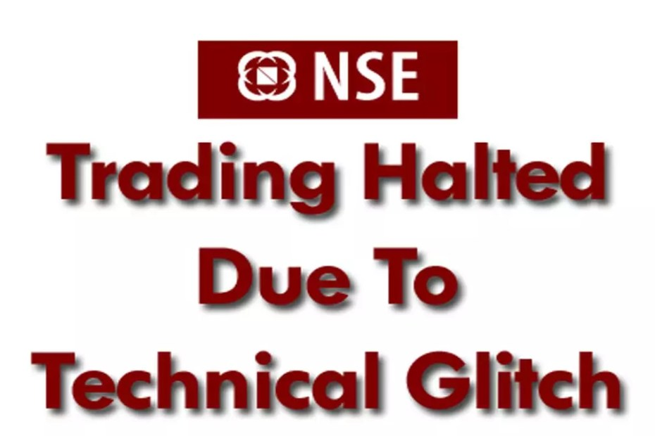 NSE India Technical Glitch