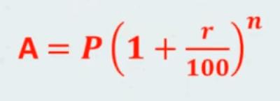 The Compounding Formula