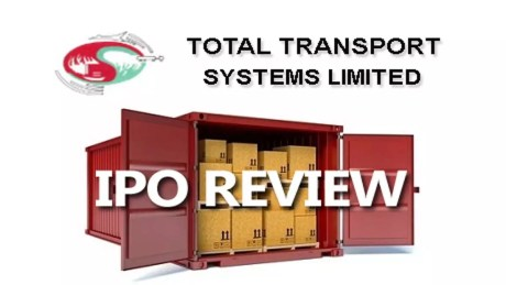 Total Transport IPO Review