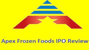 apex frozen foods ipo review