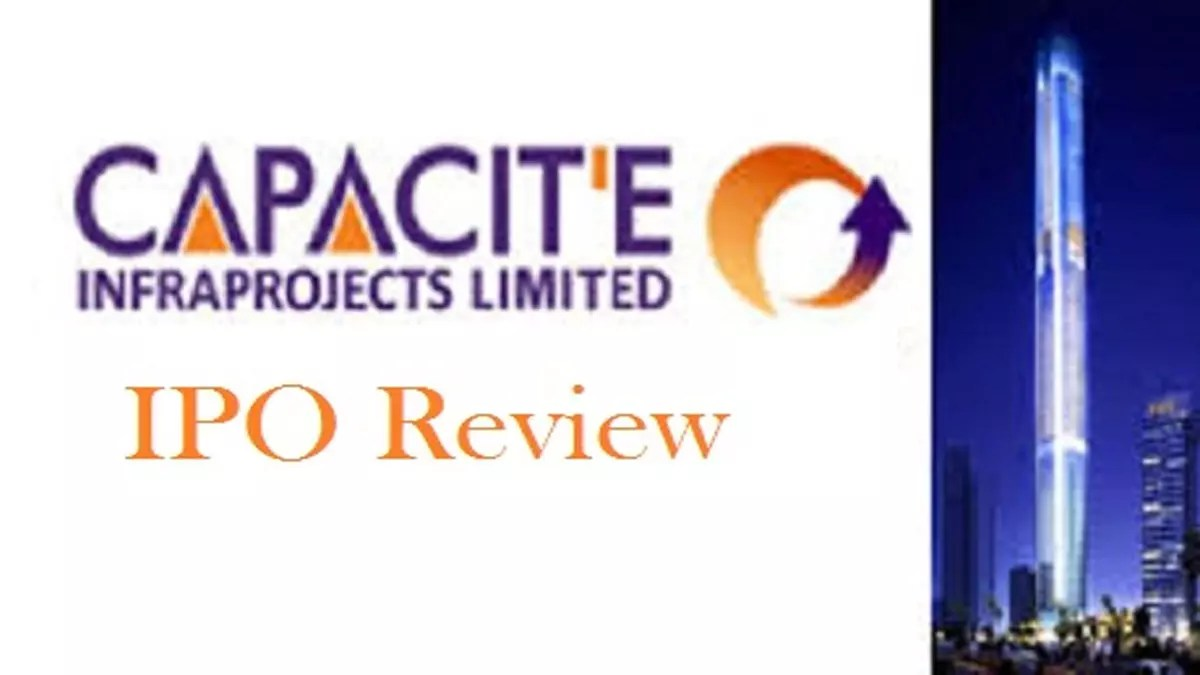 Capacite infraprojects Ltd IPO Review