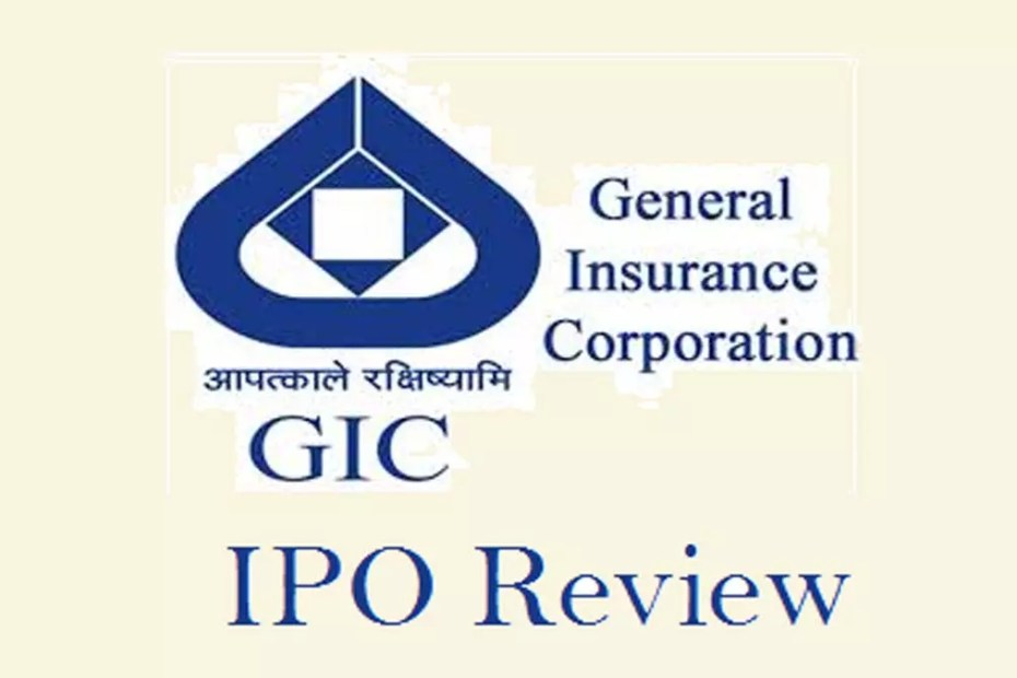 General Insurance Corporation of India IPO Review