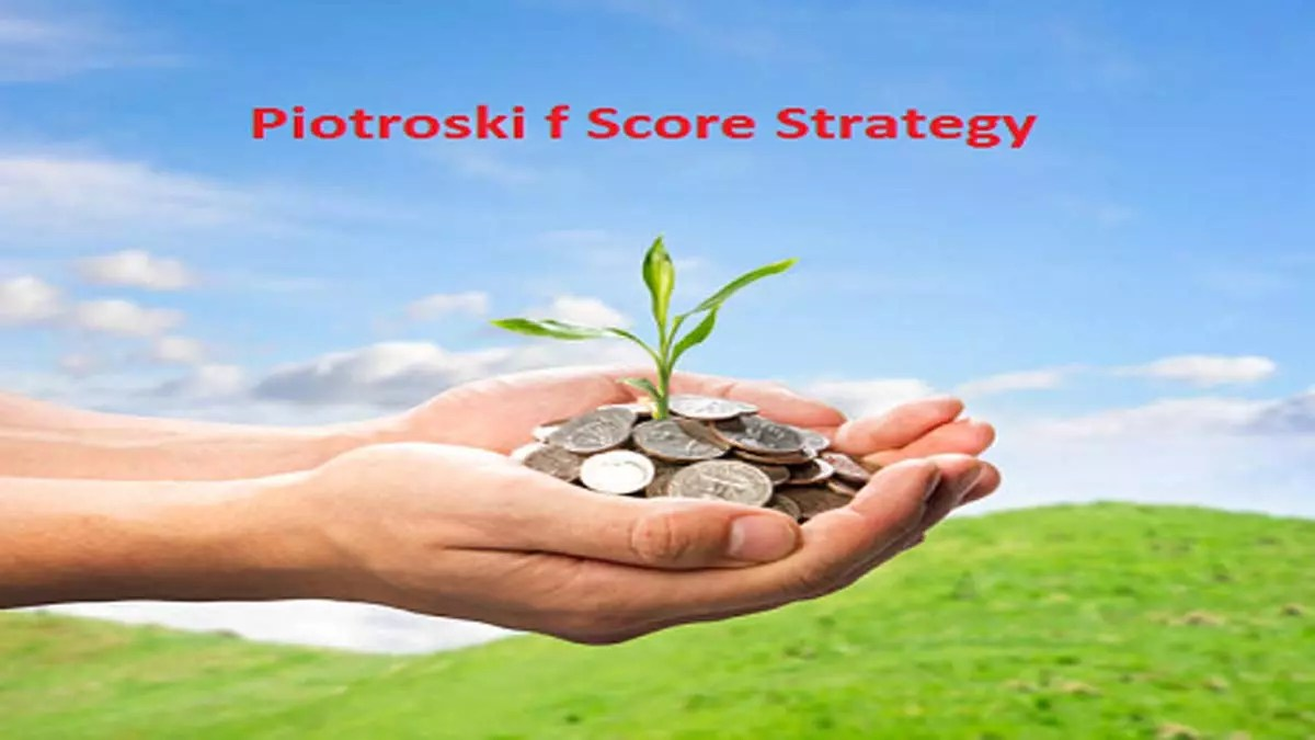Using Piotroski F Score Strategy to Find a Multibagger