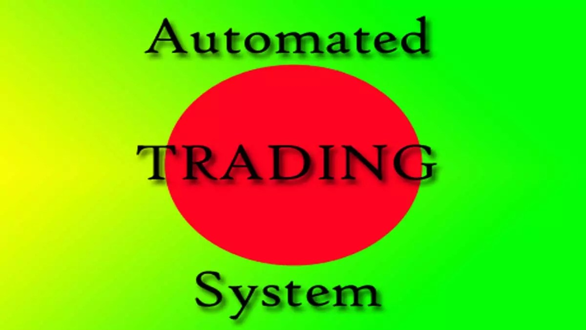 Automated Trading System For NSE And MCX