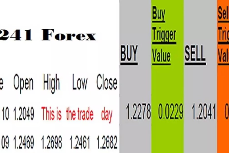 241 forex system