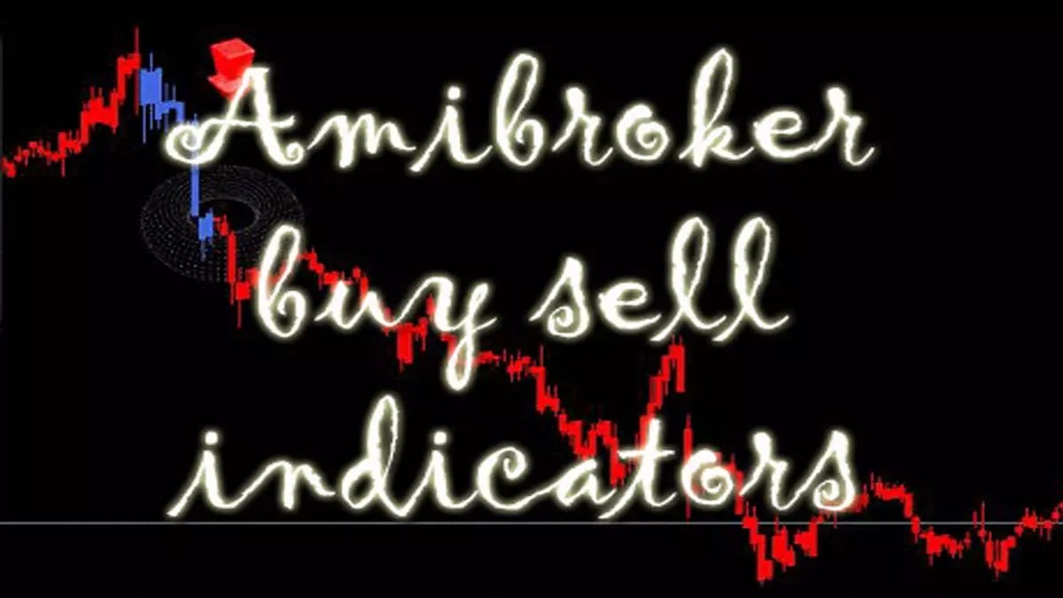How To Write Simple Amibroker Buy Sell Indicators?