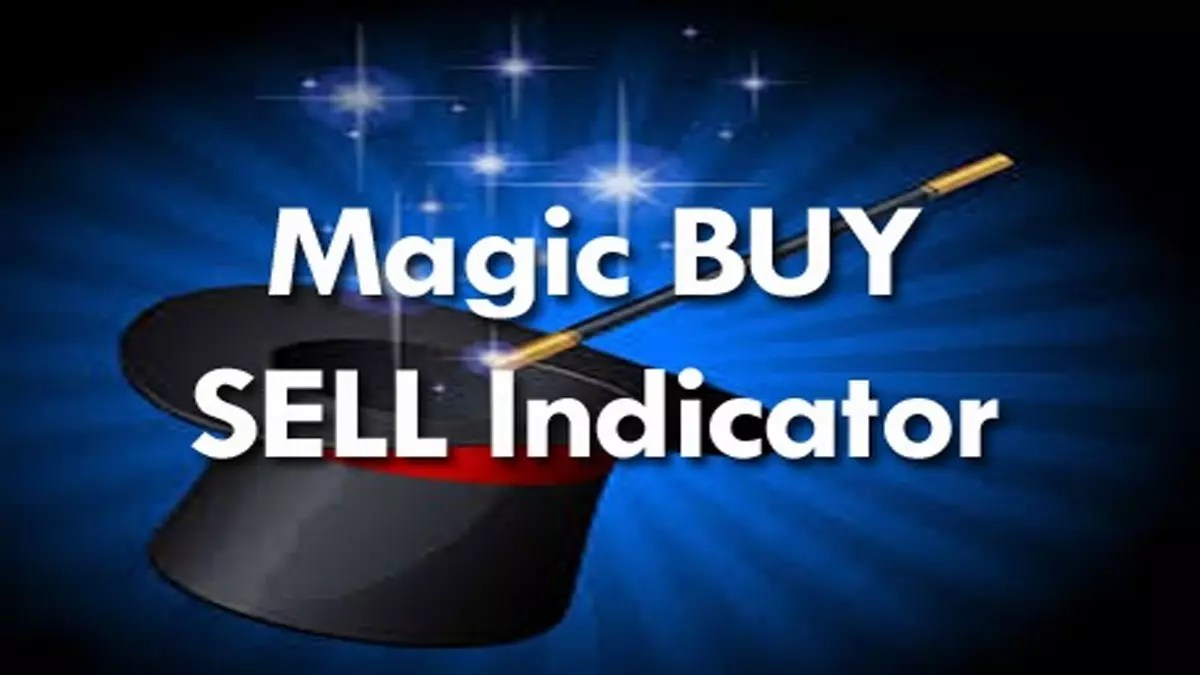Magic BUY SELL Indicator For MT4