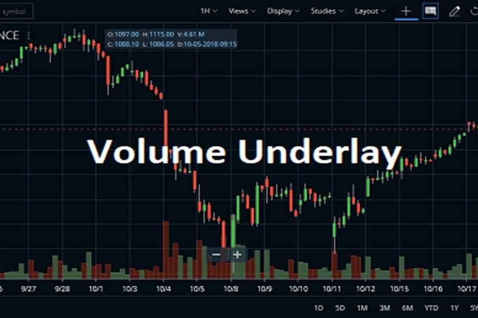 Volume Underlay
