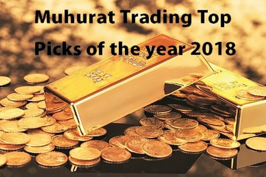 Muhurat Trading Top Picks of the year 2018