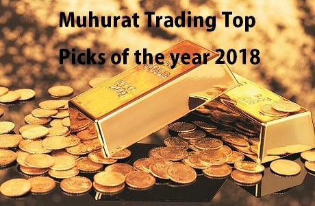 Muhurat Trading Top Picks of the year 2018