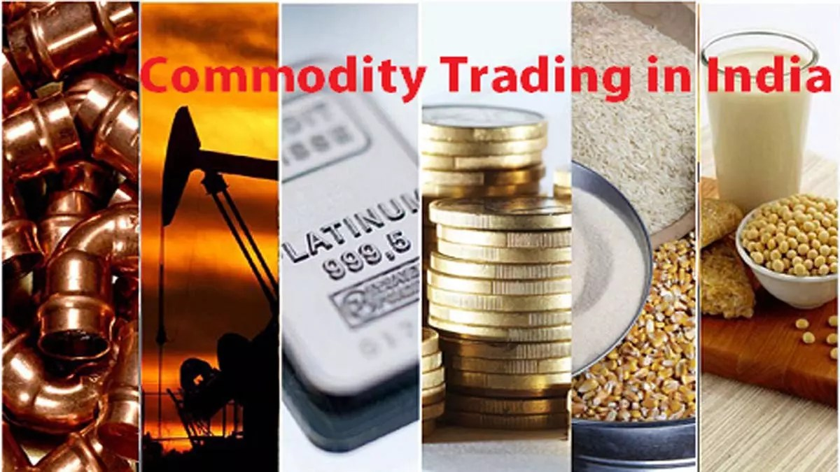 Beginner's Guide To Commodity Trading in India