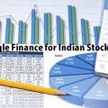 Google Finance for Indian Stock