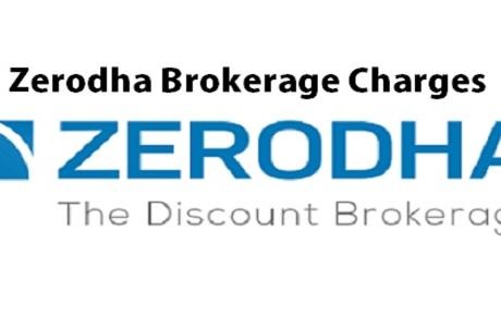 Zerodha Brokerage Charges