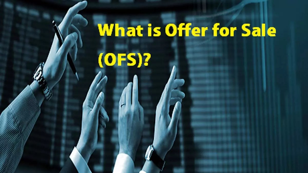 What is offer for sale (OFS) in Indian Equity Market?