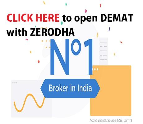 zerodha open account