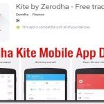 Zerodha-kite-mobile-app-demo new