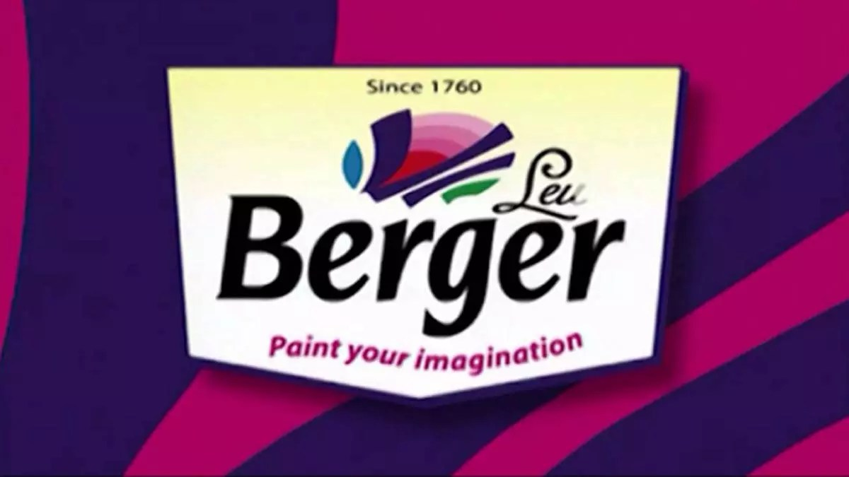 Berger Paints Share Price Graph And News