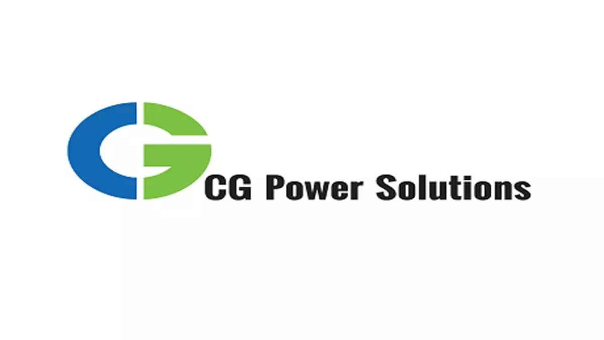 CG Power And Industrial Solutions-Share Price Graph And News