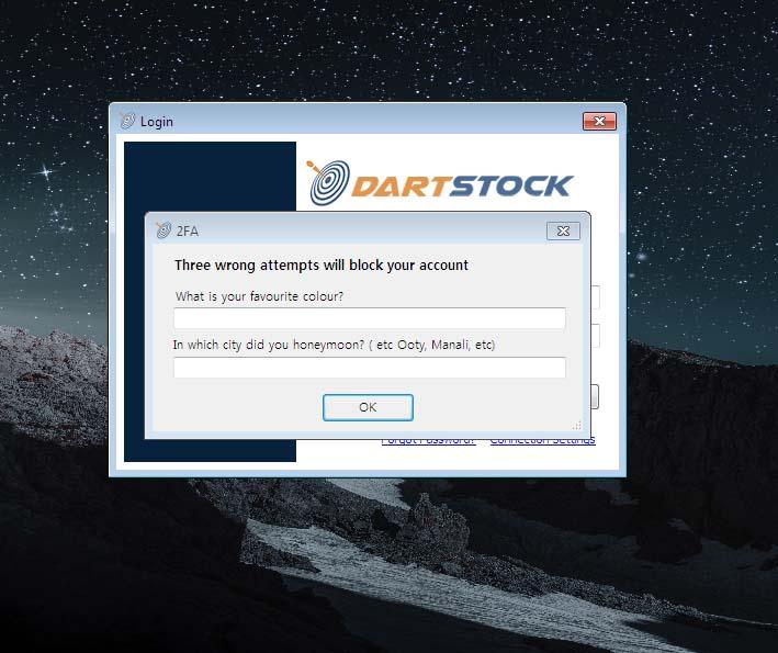 Upstox dartstock download