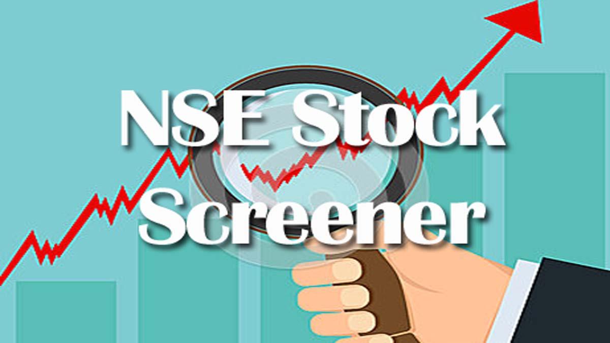 NSE Stock Screener