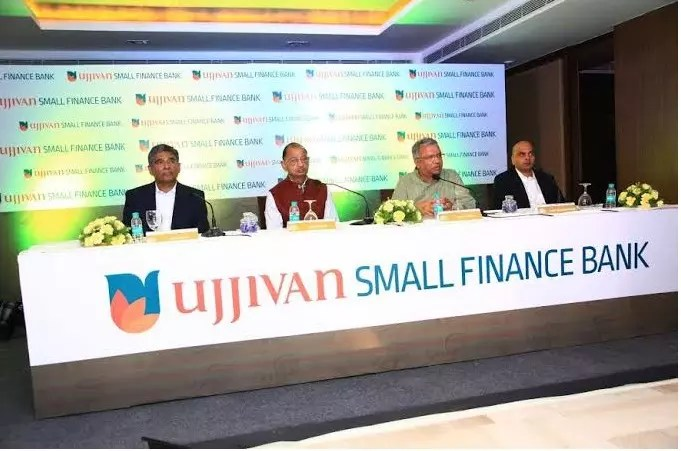 Ujjivan small finance bank ipo