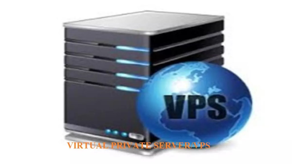 virtual private server/vps