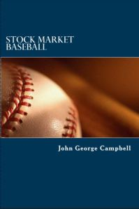 Stock Market Baseball Book cover