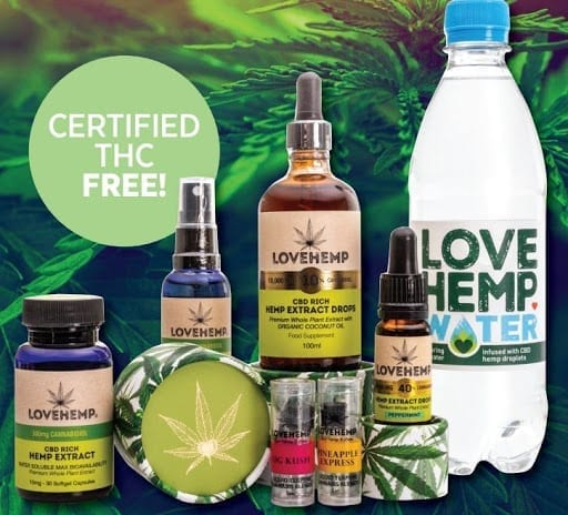 World High Life Subsidiary, Love Hemp, Broadens Exposure with Product Launch into Popular Stores