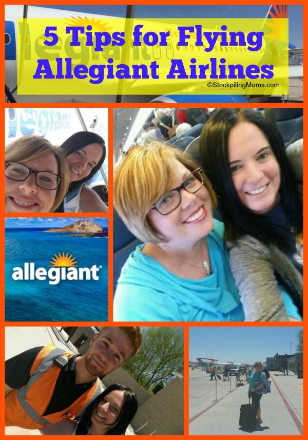 5 Tips For Flying Allegiant Airlines