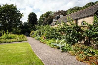Chadkirk Chapel (garden view)