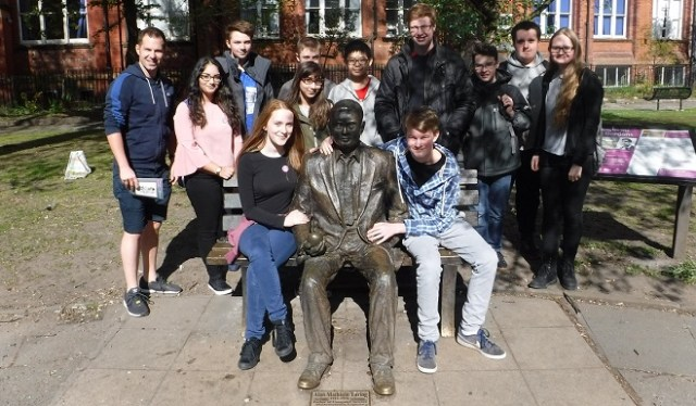 Alan Turing Cryptography Day 2017